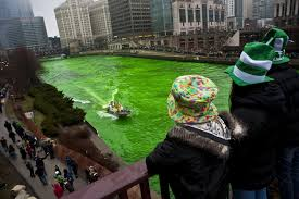5 things to know about dyeing the chicago river green redeye chicago