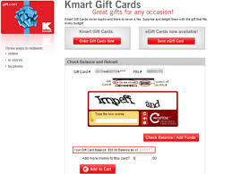 free gift card code free 50 kmart sears gift card code gift cards listia