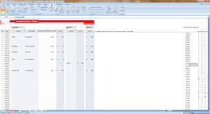Excel Spreadsheet For Monthly Expenses Microsoft Excel Time Tracker Template Expense Tracking Spreadsheet