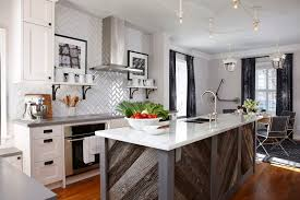 rustic modern kitchen ideas 49 gorgeous modern farmhouse kitchens