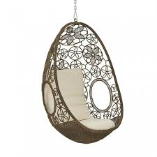 Outdoor Wicker Egg Chair 20 Hanging Egg Chair On Stand Nyfarms Info