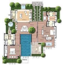 villa plan the 25 best villa plan ideas on villa design villa