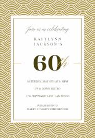 free printable 60th birthday invitation templates greetings island