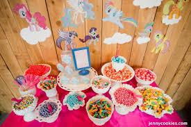 my pony decorations my pony friendship is magic birthday cake