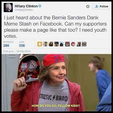 Clinton Memes - hillary clinton is trying to get into meme s the donald