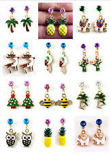 make your own earrings studs betsey johnson earrings ebay
