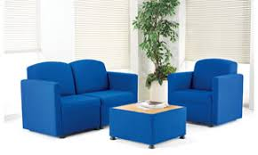 Office Reception Chairs Fabric Modular Office Reception Chairs Canteen And Breakout