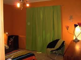 Curtain Color For Orange Walls Inspiration Curtain Curtain Orange Bedroom Curtains Advice For Bedroomadvice