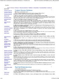 windows server 2008 interview questions and answers techiebird