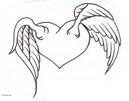 angel wing tattoo designs small free heart tattoo designs free download clip art free clip art