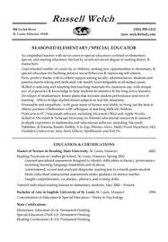 Sample Resume Of A Teacher by Elementary Teacher Cover Letter Sample Good To Know