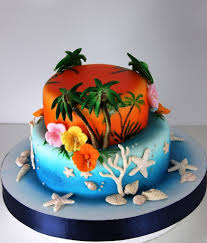 8 tropical themed cake beauties aloha hawaii aloha hawaii