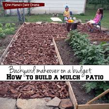 Low Budget Backyard Makeover Backyard Makeover On A Budget