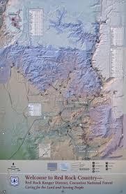 Hiking Maps Sedona Hiking Trails Arizona Usa