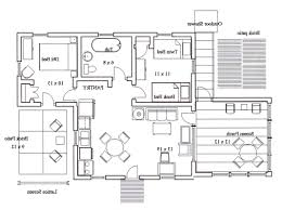 28 large kitchen floor plans house plans with big open