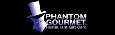 restaurant egift cards the phantom gourmet restaurant egift card swipeit custom