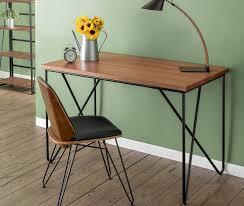 Mid Century Modern Office Desk Wade Logan Calila Mid Century Modern Office Desk Reviews Wayfair