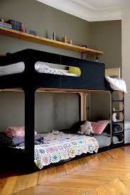 chambre lit superposé le lit mezzanine ou le lit supersposé quelle variante choisir