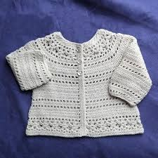crochet baby sweater pattern simple crochet baby sweater crochet and knit