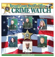 brevard county sheriff u0027s office crime watch april 2012 by