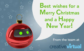 merry from all of us to all of you creative
