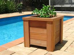 Backyard Planter Box Ideas Wood Flower Box Designs The Most Beautiful Flower 2017