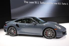 911 porsche cost 2017 porsche 911 turbo turbo s pack even more power