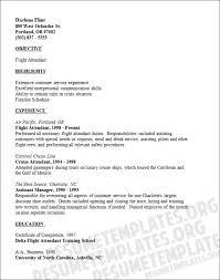 flight attendant resume template flight attendant resume sle musiccityspiritsandcocktail