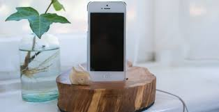 diy wood charging station diy wooden phone dock phone charging station crafting news