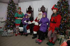 christmas in the park opens festive season in cicero u2013 town of