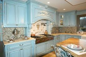 french blue kitchen cabinets french blue kitchen cabinet