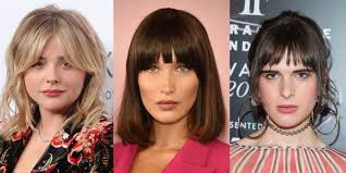 before and after hair styles of faces best fringe hairstyles for 2018 how to pull off a fringe haircut