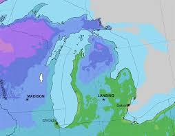 Usda Map 2012 Usda Plant Hardiness Zone Map Michigan 1200 Sallieborrink Com