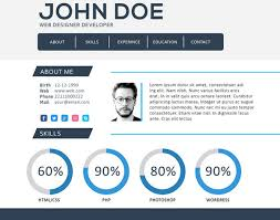 smartness design web resume 10 web developer resume samples