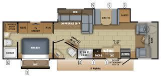 2018 seneca class c motorhome floorplans u0026 prices jayco inc