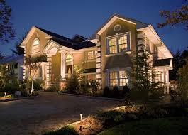 Led Vs Low Voltage Landscape Lighting Led Landscape Lights Low Voltage Greenville Home Trend The