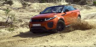 range rover convertible can a range rover evoque convertible handle itself off road