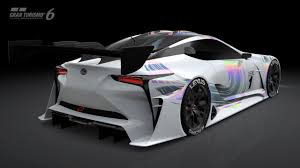 toyota lexus 2015 lexus lf lc gt vision gt revealed coming spring 2015