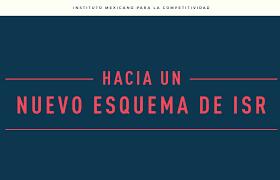 isr 2016 asalariados hacia un nuevo esquema de isr instituto mexicano para la