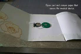 repurposed musical card favecrafts