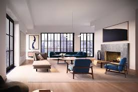 the penthouse at 221 west 77th new york luxury homes mansions