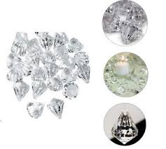gems for table decorations clear acrylic gems wedding table decorations vase fillers