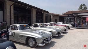 mercedes classic 2017 2017 mille miglia over 200 million worth of classic cars and