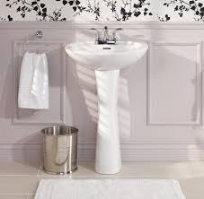 White Bathroom Trash Can by Bathroom Modern Powder Room Ideas To Wash My Face And Bath