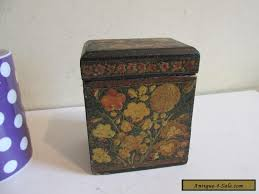painted cards for sale painted wooden cards box circa 1900 for sale in united kingdom