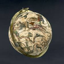 Osher Map Library Rare Globes From The 1600s Are Being Digitized So You Can Spin