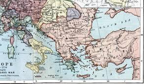 Map Of Europe 1600 Seconda Guerra Di Morea Wikipedia