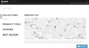 shopify how to fix missing map issue template help