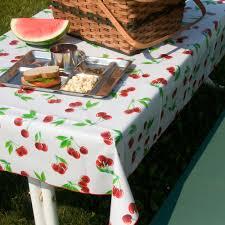Oval Vinyl Tablecloth Rectangle Vintage Vinyl Tablecloths Home Textiles Lehman U0027s