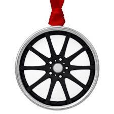 car tire ornaments keepsake ornaments zazzle
